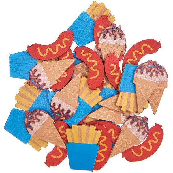 Ohhh! Lovely! Holzstreu Snack Mix 36 Stück