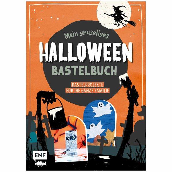 EMF Mein gruseliges Halloween-Bastelbuch