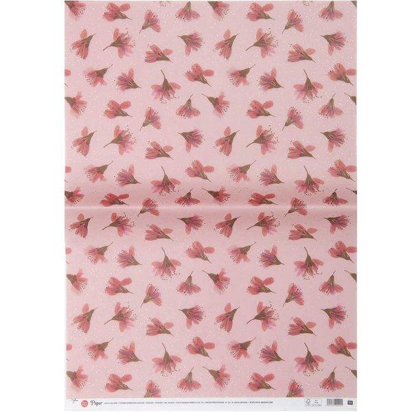 Paper Poetry Paper Patch Papier Azalee 30x42cm