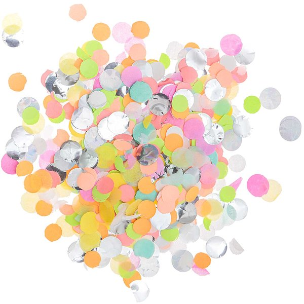 YEY! Let's Party Konfetti Mix neon 20g