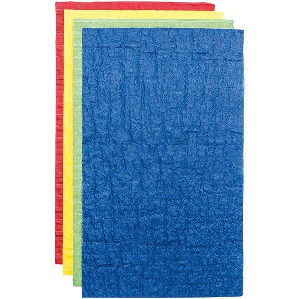 YEY! Let's Party Wabenpapier mehrfarbig Mix 20x33cm 4 Bogen