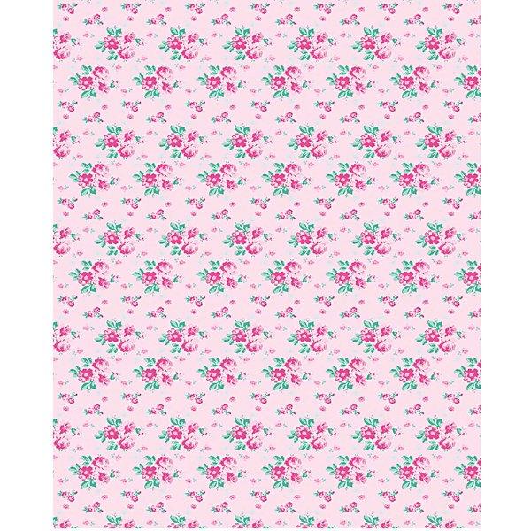 Rico Design Paper Patch Papier Rosen pink 30x42cm