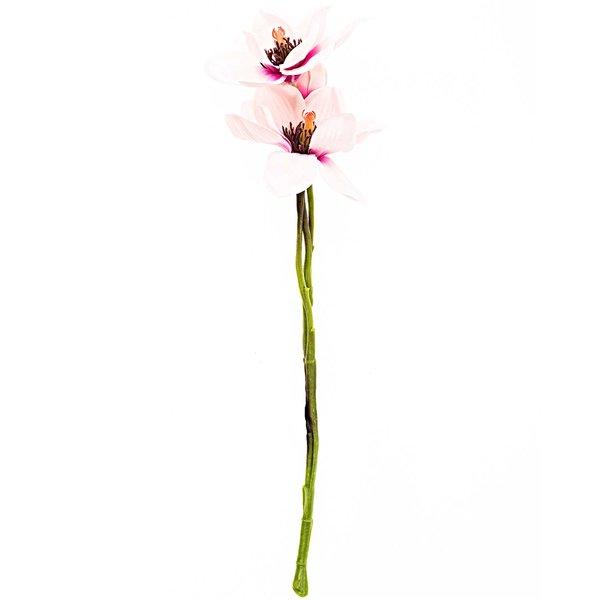 Anemonenzweig rosa 41cm