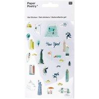Paper Poetry  Gelsticker New York