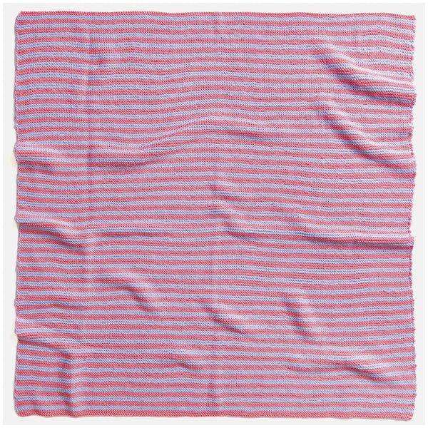 Strickset Decke Modell 16 aus Baby Nr. 31