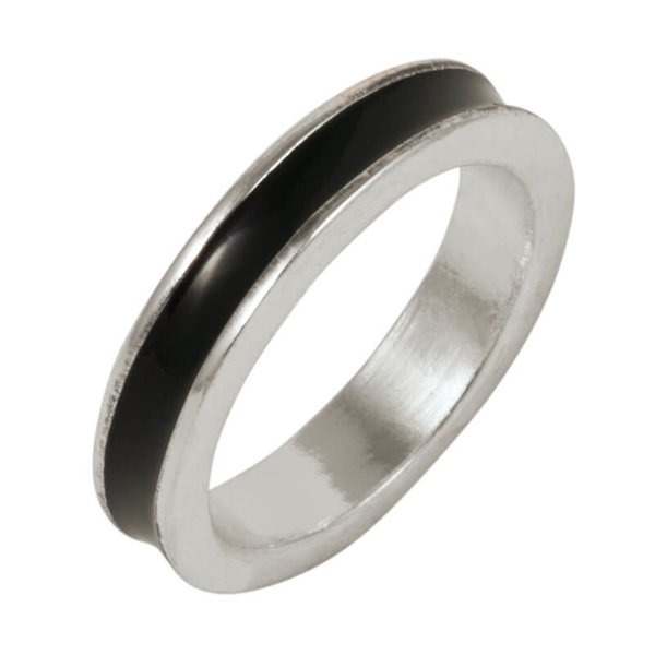 Rico Design Ring emailiert 16mm