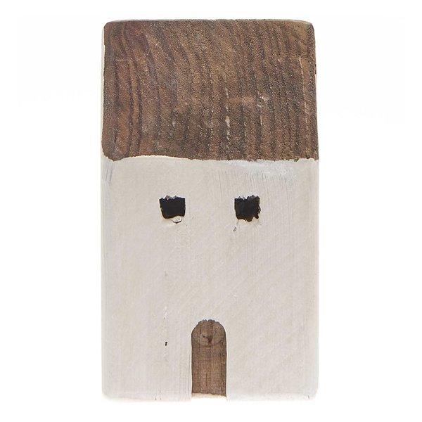 Ohhh! Lovely! Haus Maritim Holz 5x5x8,5cm