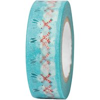 Paper Poetry Tape Hasen 15mm 10m