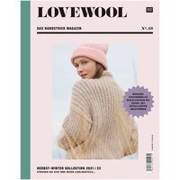 Rico Design Lovewool Nr.13 Handstrickmagazin Herbst-Winter