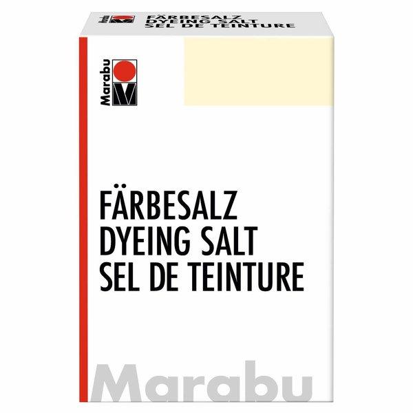 Marabu Fashion Color Färbesalz für Textilfarbe 1kg