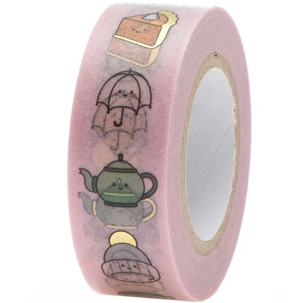 Paper Poetry Tape Cosy 1,5cm 10m