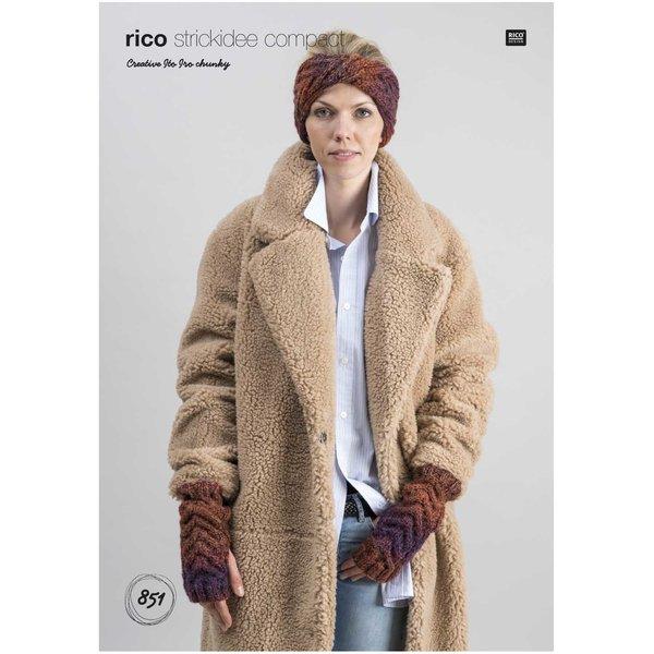 Rico Design Strickidee compact Nr.851 Creative Ito Iro chunky