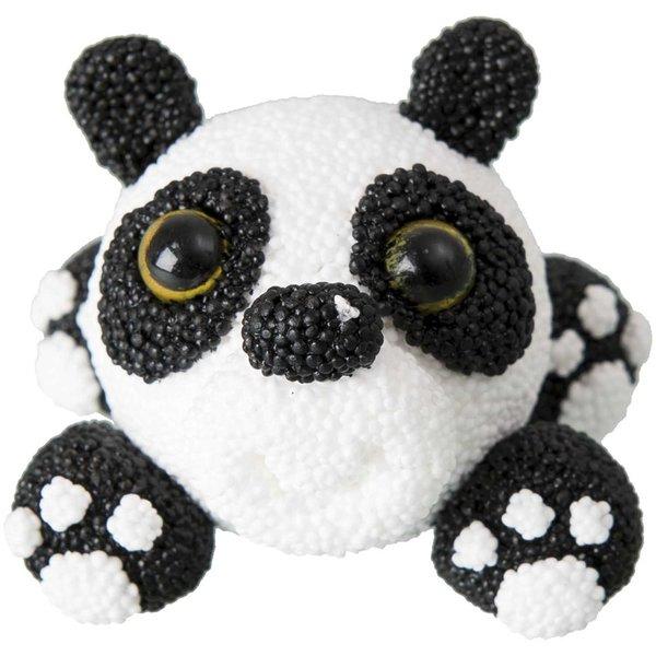 Rico Design Super Fluffy Foam Set Panda 40g