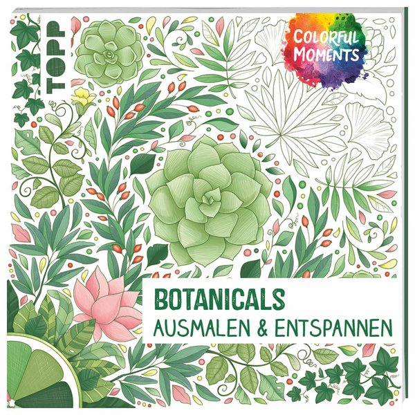 TOPP Colorful Moments - Botanicals