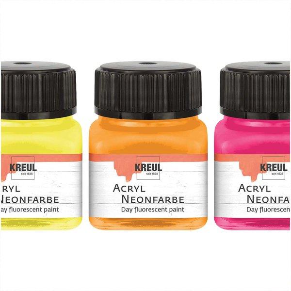 Kreul Acryl Neonfarbe 20ml