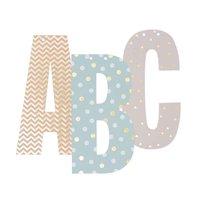 Rico Design Buchstabe für Girlande 14cm