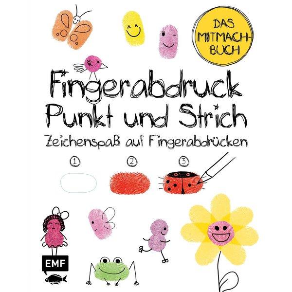 EMF Fingerabdruck, Punkt und Strich - Das Mitmachbuch