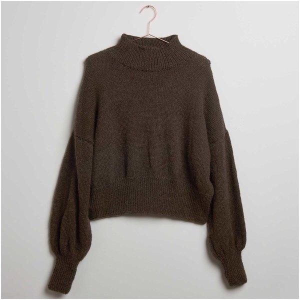 Strickset Pullover Modell 19 aus Die Neue Masche Nr. 2