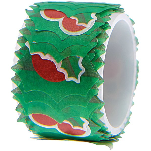 Rico Design Washi Sticker Ilex 200 Stück