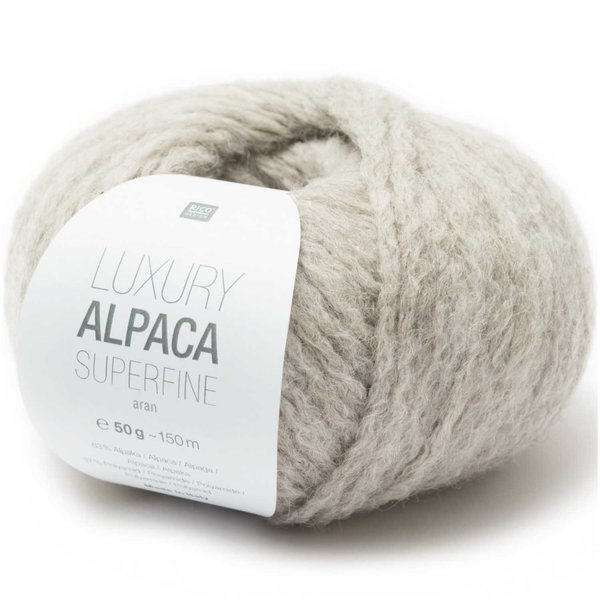 Rico Luxury Alpaca Superfine aran 50g 150m