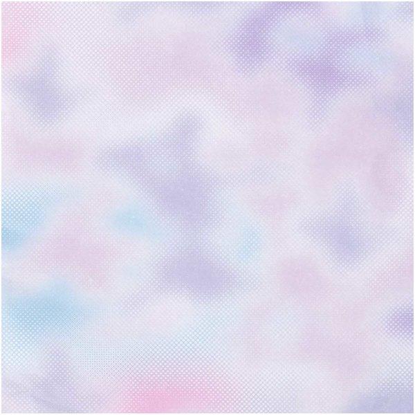 Paper Poetry Seidenpapier Blurry Blue 50x70cm 5 Bogen
