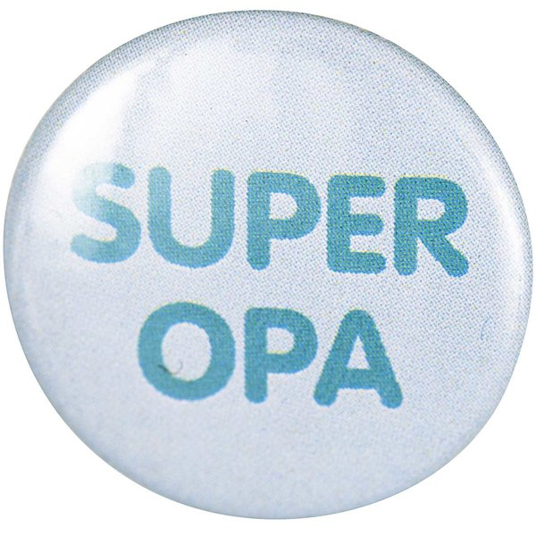 Jewellery Made by Me Button Super Opa