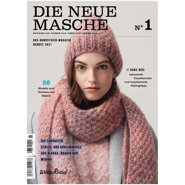 Wolle Rödel Die Neue Masche Nr. 01 Herbst