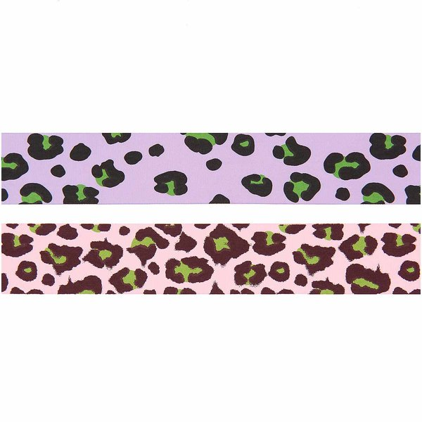 Paper Poetry Taftband Acid Leo 38mm 3m