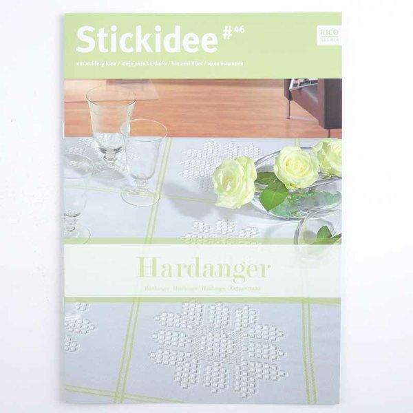 Rico Design Stick-Idee Nr.46
