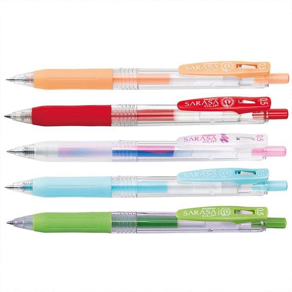 ZEBRA Sarasa Gel-Stift mit Clip 0,5mm