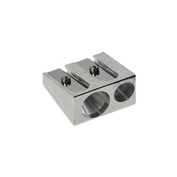 Faber Castell Metall-Doppelspitzer bis Ø=10mm