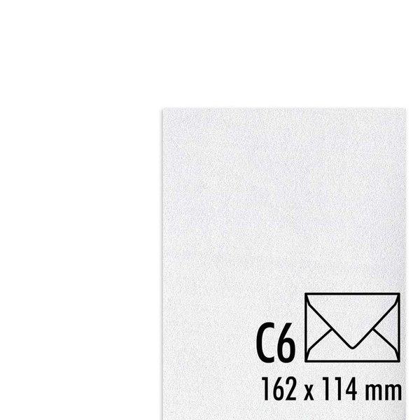 Artoz Kuverts Serie Rondo Bütten C6 120g/m² 5 Stück