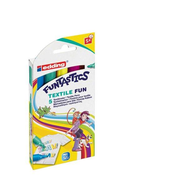 edding Funtastics Textile Fun
