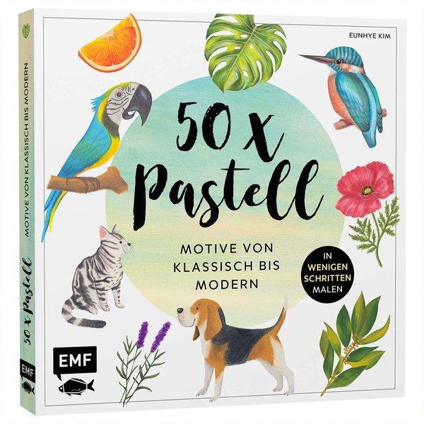EMF 50x Pastell - Motive von klassisch bis modern