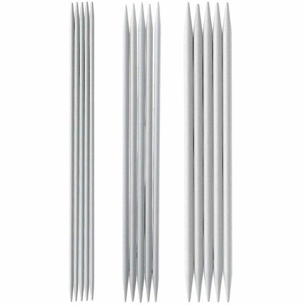 Rico Design Nadelspiel 15cm Aluminium