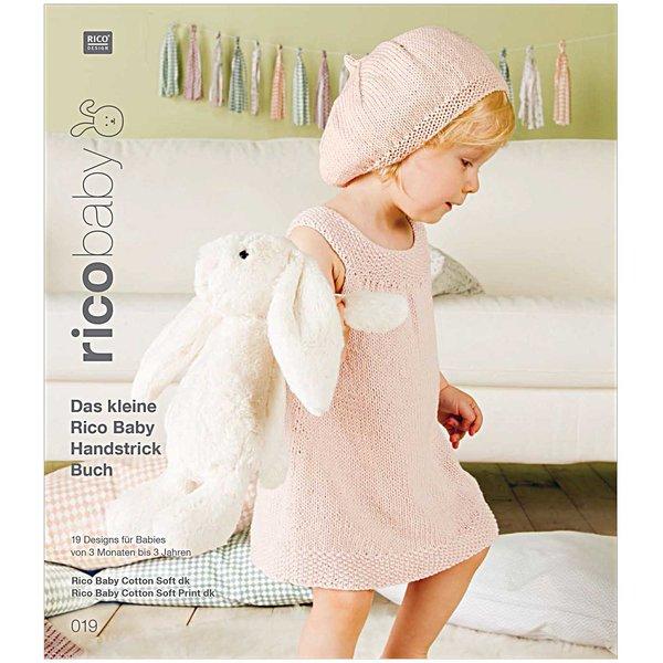 Rico Design Baby Heft Nr.19
