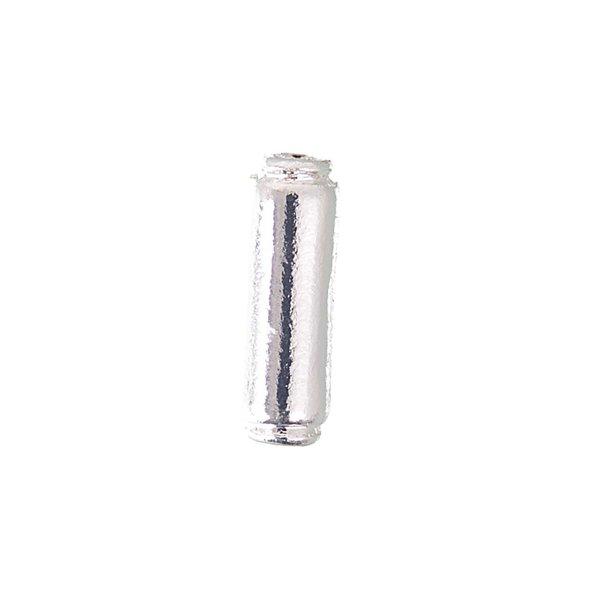 Jewellery Made by Me Verschluss Tube silber 17x6mm