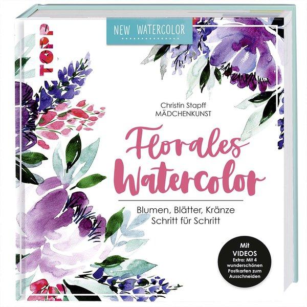 TOPP Florales Watercolor