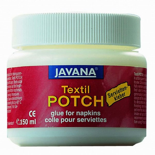 KREUL Textil Potch Serviettenkleber 150ml