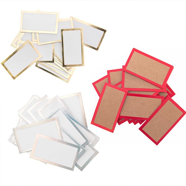 Paper Poetry Papierkärtchen mit Hot Foil 24 Stück