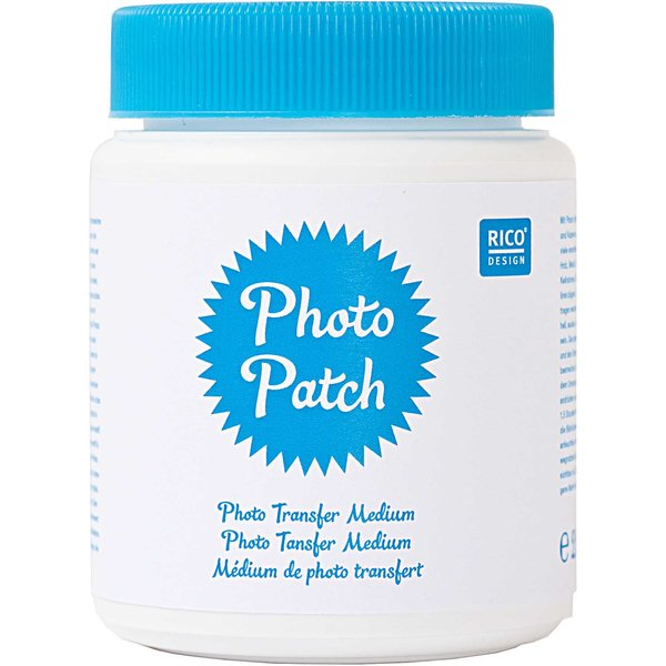 Rico Design Photo Patch Transfer Medium 250ml