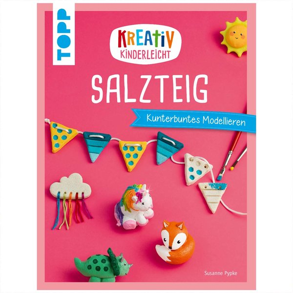 TOPP Kreativ kinderleicht Salzteig