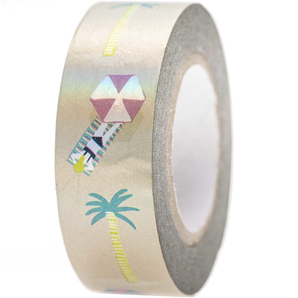 Paper Poetry Tape Beach 1,5cm 10m