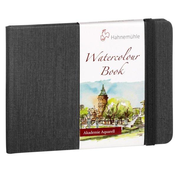 Hahnemühle Watercolourbook quer A5 30 Blatt