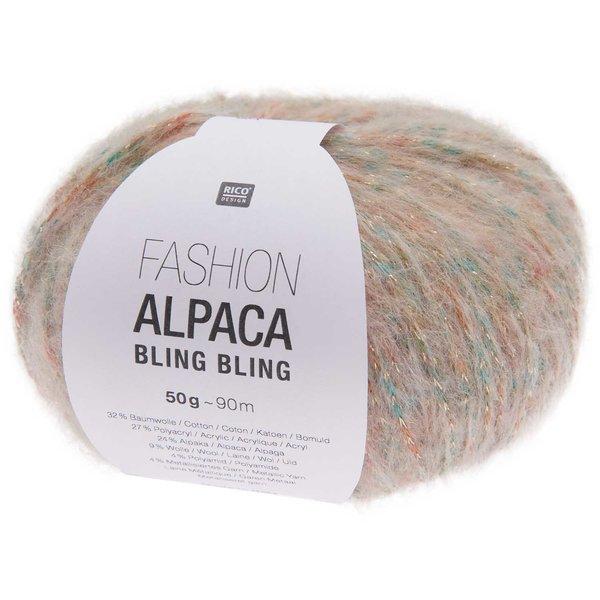 Rico Design Fashion Alpaca BLING BLING 50g 90m