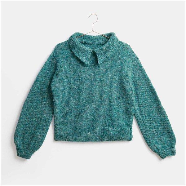 Strickset Pullover Modell 45 aus Lovewool Nr. 13
