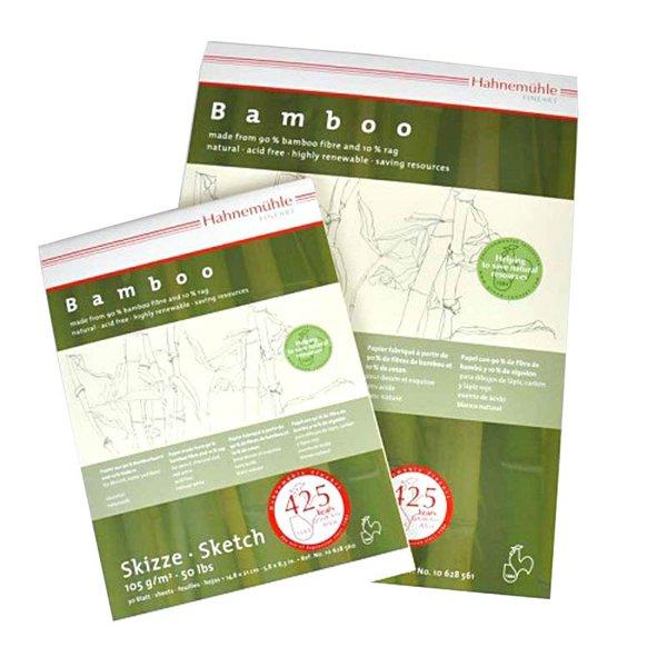Hahnemühle Bamboo Skizze 105g/m² 30 Blatt