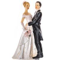 Brautpaar anschmiegend 10,2cm