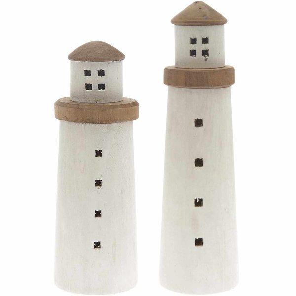 Ohhh! Lovely! Leuchtturm weiß Holz