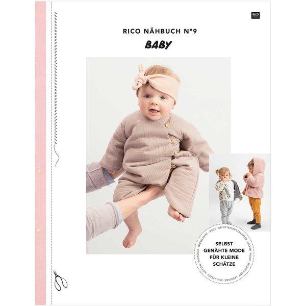 Rico Design Das Kleine Rico Nähbuch Baby